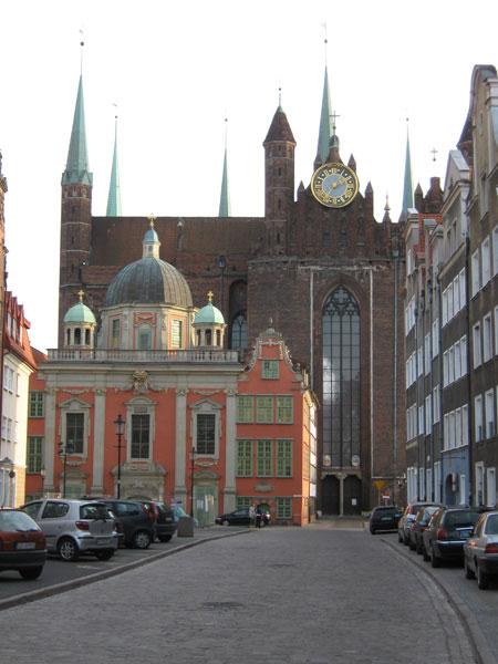Gdansk (Danzig) ist schön.
