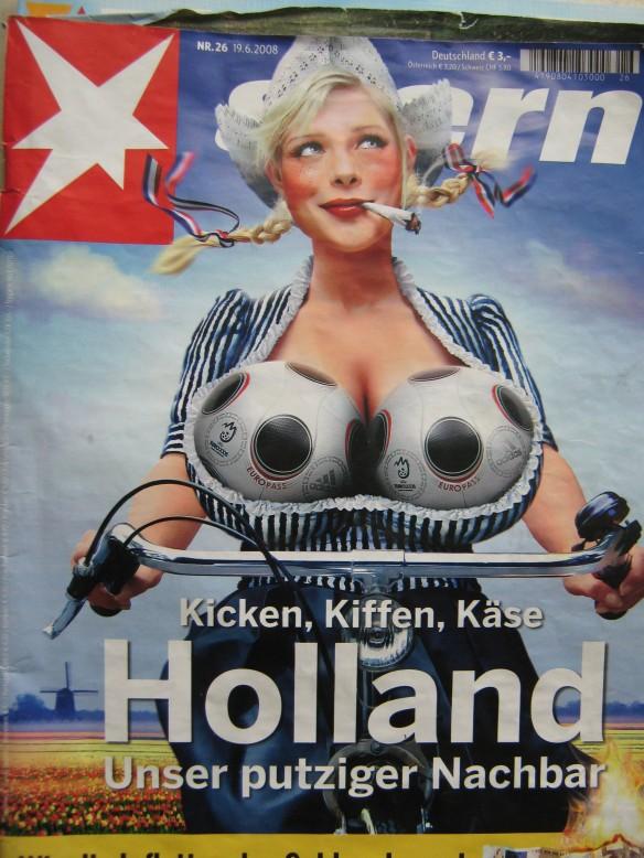 Lieblingsartikel über Holland