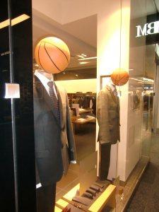 Nix als Basketball im Kopf