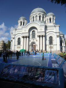 Basketball als Religion: Litauen
