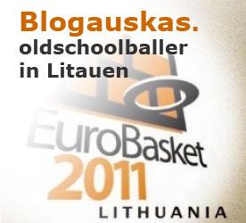 Basketball-EM 2011 - Oldschoolballers Blogauskas