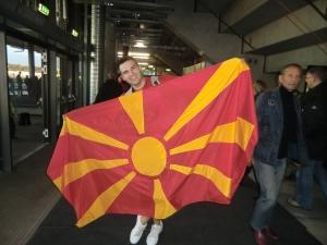 Mazedonienfan