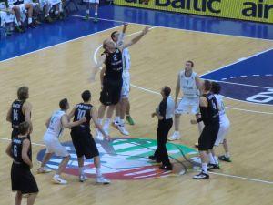 Letzter Sprungball für Deutschland bei der EM 2011